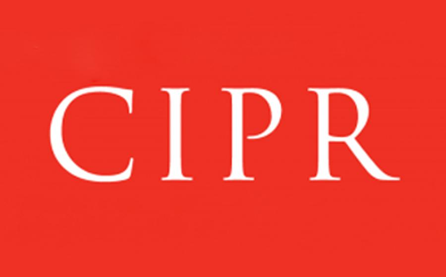 CIPR logo for 2011