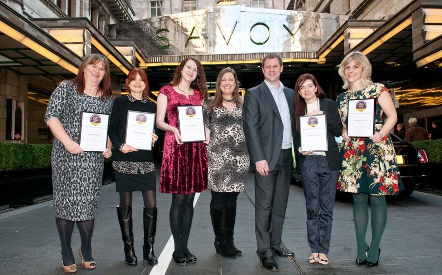 hitched.co.uk breakthrough awards