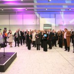 SRF event Terminal 5 at Heathrow