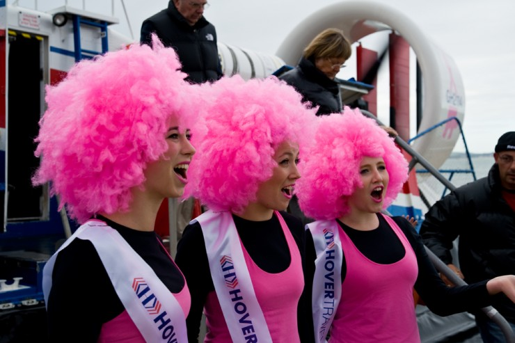 Hovertravel's Hoverettes