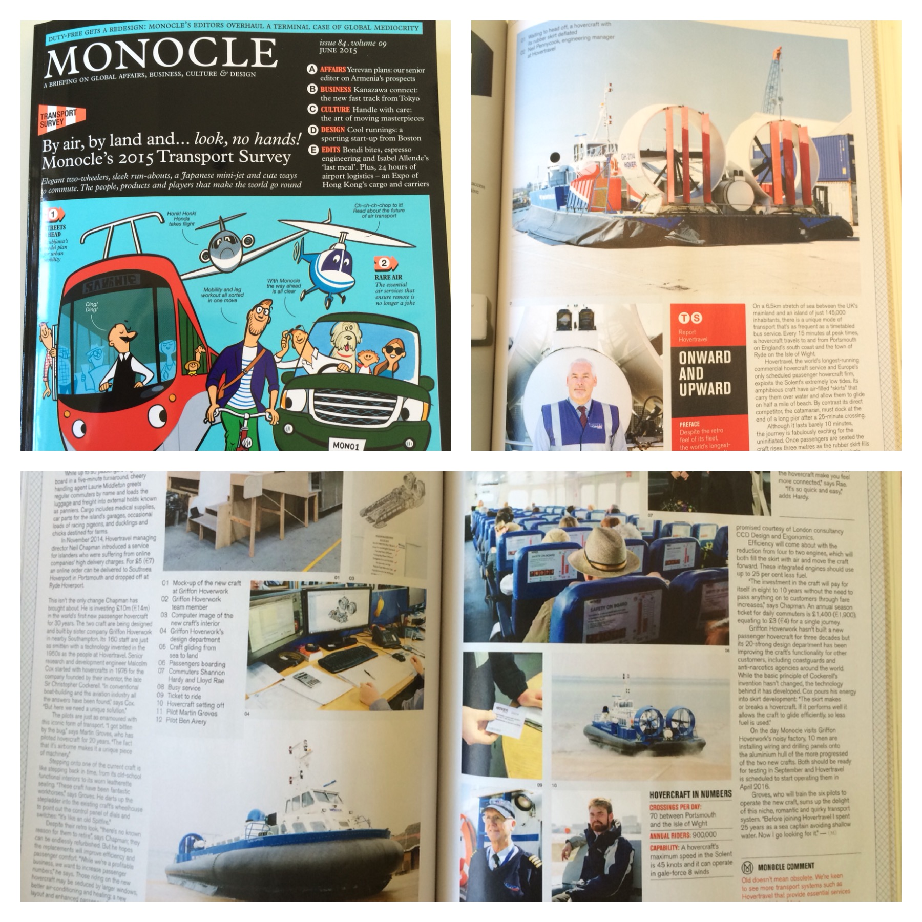monocle june issue