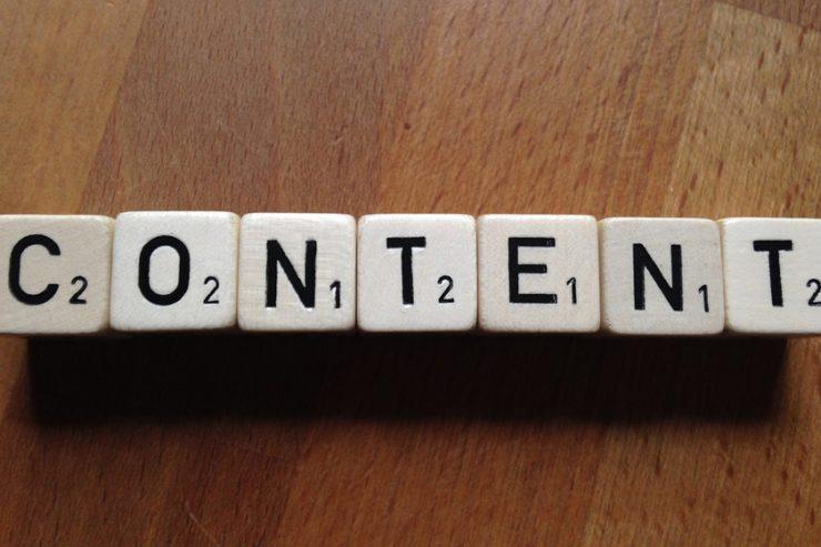 SRF PR Agency content creation