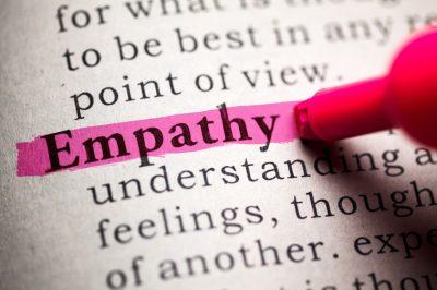 Corporate empathy
