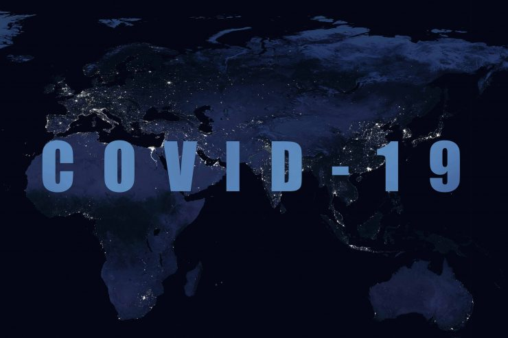 Covid-19 Corporate Communications